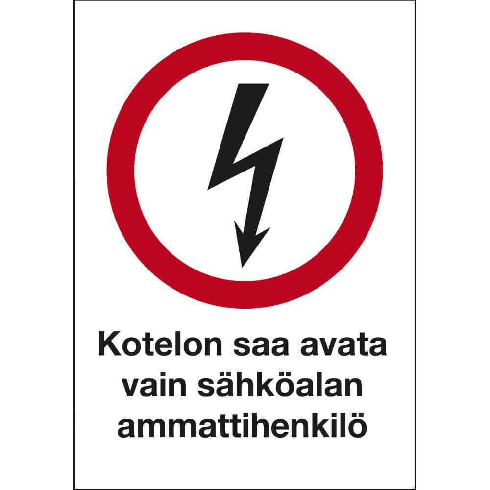 Sähköalan Ammattihenkilö