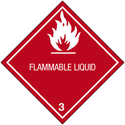 18-112 3.1. 3.2. 3.3. Palavat nesteet (teksti FLAMMABLE LIQUID)